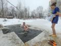 Крещение: Киев подготовил 10 мест для празднования