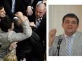 Травму Малышеву нанес нардеп от Батькивщины  Вознюк – Партия Регионов