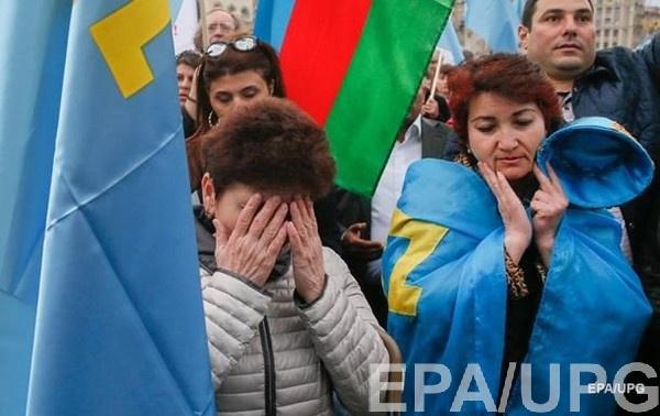 По данным ООН, в Крыму ущемляют татар