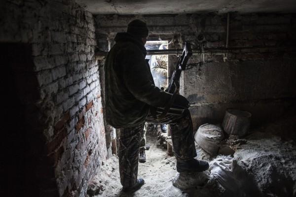 Ярош объяснил мощный взрыв в Донецке: Партизаны взорвали склад