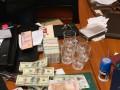 Начальника полиции в Киеве поймали на взятке в 15 тыс долларов