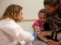 В Украине снижается число заболевших корью