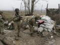 Карта АТО: девять украинских военных получили ранения, один пропал без вести