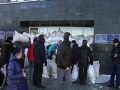 В Кировограде расчистили от баррикад здание ОГА