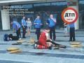 В Киеве двое рабочих задохнулись в канализации