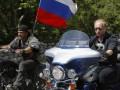 Путин попал в криминальный реестр Финляндии из-за общения с байкерами