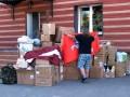 Украинские военные получили пять тонн гуманитарной помощи из Литвы и Латвии
