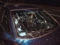 В Киеве пьяные пассажиры Opel подрались с полицией