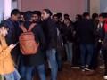 В Кропивницком протестуют иностранные студенты-медики