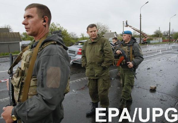 Больше всего боевики активизировались в районе Авдеевки