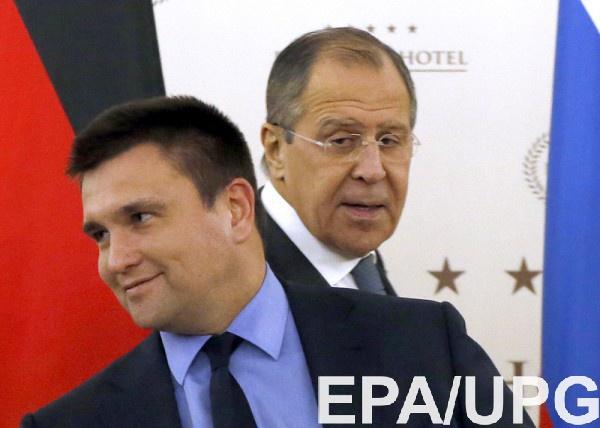 Министр добавил, что выступление РФ выглядит особенно циничным