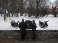 Порошенко с женой почтили память первых жертв Евромайдана