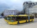 В троллейбусах и автобусах Богдан проезд один день будет бесплатным