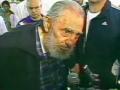Фиделя Кастро впервые с 2010 года показали по телевидению