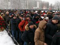 На похороны летчика Филипова пришли тысячи людей