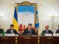 Порошенко: Я, как и украинский народ, недоволен работой власти