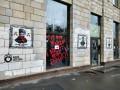 В Киеве восстановили граффити Евромайдана