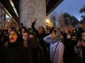 Протесты в Иране: На улицах усилили наряды полиции