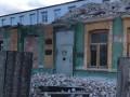В Харькове рухнуло здание: Из-под завалов спасли человека