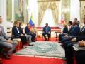 Мадуро и Красный Крест подписали протокол о поставках гуманитарки