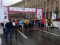 Из-за марафона в Киеве ограничено движение транспорта: карта