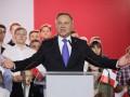 Президент Польши переизбрался на второй срок