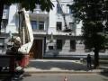 В Харькове убирают советскую символику
