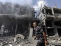 Палестина возобновила ракетные обстрелы Израиля