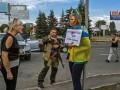 Фото недели: пытки в Донецке и окружение в Иловайске