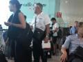 Симоненко заметили загоревшим и с вином в Испании