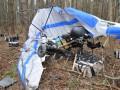 В Польше в лесу упал дельтаплан с украинским контрабандистом