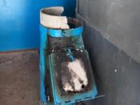 В Киеве неизвестные бросили гранату в мусоропровод