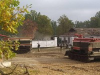 Взрывы в Ичне: Пожар полностью ликвидирован