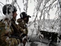 В зоне ООС за день погиб один боец, еще один ранен
