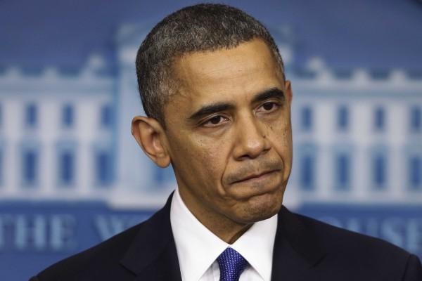 Обама прокомментировал ситуацию в Украине.