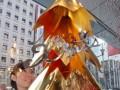 В Японии продают новогоднюю елку из чистого золота