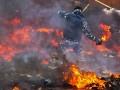 Коктейль Молотова стал сувениром с Майдана