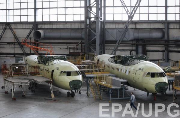 «Антонов» получил оттурецкого аэропорта 25 млн грн компенсации