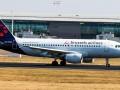 В Брюсселе самолет с 150 пассажирами аварийно сел на одном двигателе