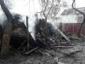 В жилом доме в Киеве произошел пожар, погибли дети
