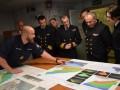 Украинские и британские ВМС проведут тренировку типа PASSEX в Черном море