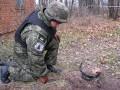 В Черниговской области мужчина подорвал себя гранатой