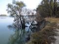 Под Одессой приступили к спасению тонущего острова