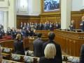 Ждут Порошенко: Сразу две фракции пытались захватить трибуну Рады