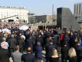 В Варшаве открыли памятник жертвам Смоленской катастрофы