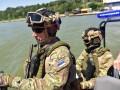 КОРД провел тренировки на катерах в Донецкой области