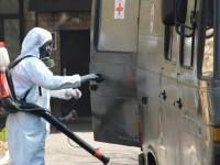 Коронавирус: в ВСУ на изоляции более 100 человек