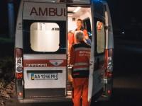 В Киеве байкер насмерть сбил женщину и скрылся