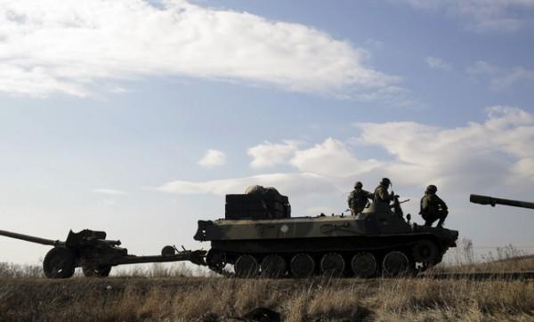 Отвод вооружения будет проходить при полном контроле международных наблюдателей