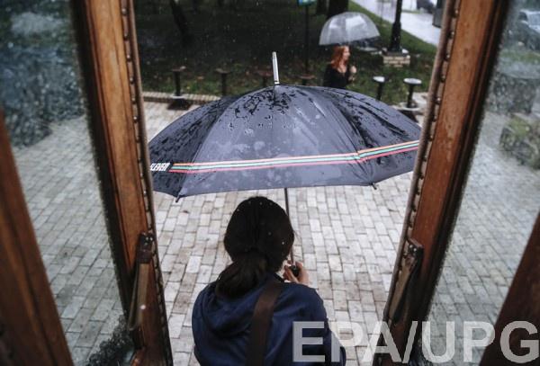 В Киеве будет пасмурно, во Львове пройдет ливень